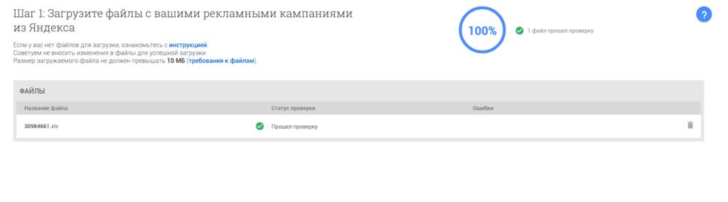 Перенос рекламы из Яндекс Директ в Google Ads
